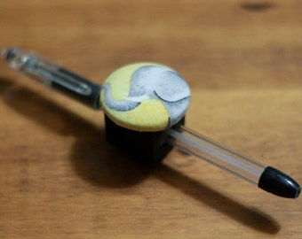 Magnetic Pen, Pencil, or Chalk Holder - Limited Design - Elephant