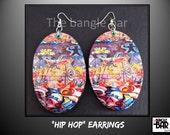 Hip Hop Earrings
