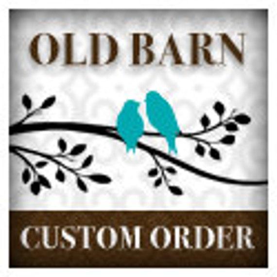 Custom order for Ashley Bonnstetter - Twinkle, twinkle vinyl wall decal
