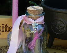 Faerie Sight Power Spell Kit . Intuition, Psychic Awareness, Enhanced Powers, Divination
