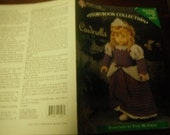 Fashion Doll Clothes Crocheting Patterns Cinderella Storybook Collection Shady Lane 2097 Pattern Leaflet