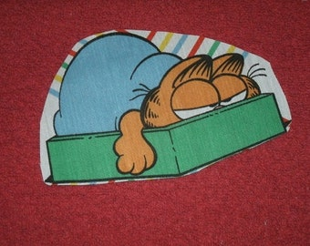 Garfield iron on applique
