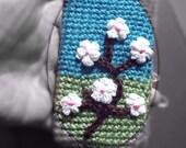 PDF Crochet pattern iPhone case Blossom no 21 By Fibreromance. Etsy