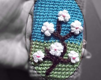 PDF Crochet pattern iPhone case Blossom no 21 By Fibreromance. Etsy