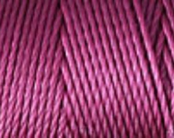 Wine C-Lon Tex 400 Beading Cord 39 Yards 1mm Diameter