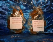 4 Ounces Hand Crafted Chai Honey Caramels