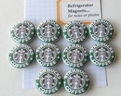 STARBUCKS Magnets LOGO Refrigerator Magnets