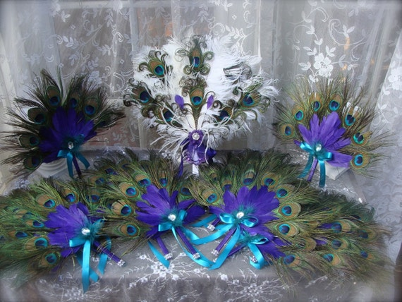 Feathered Elegance Fan Collection for a Beautiful Quinceanera - FINAL PAYMENT LISTING