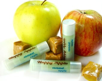 Happy Apple - caramel apple - Shea Lip Butter