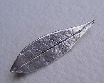 Broche hoja de olivo pequeña. Reservado para Ese Usuario