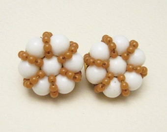 Vintage Hobe Earrings E5511