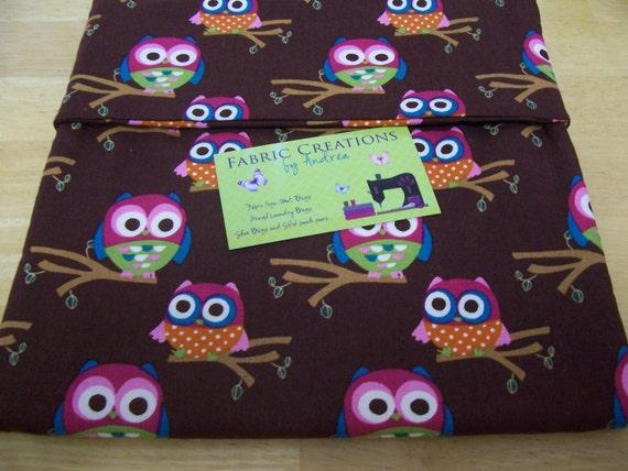 Owls Microwave Baked Potato Bag