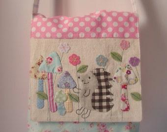 MADE TO ORDER  Messenger bag many designs