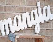 Eat in Italian Kitchen Decor Eat Sign Mangia Sign