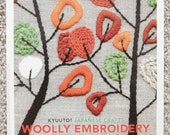 Woolly Embroidery Book