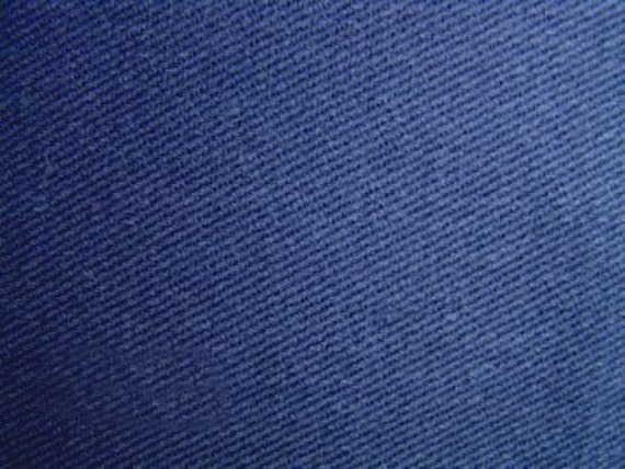 12 oz brushed blue cotton twill slipcover upholstery fabric for Brushed cotton twill shirt