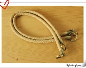 25 inch handbag handle Crochet bag handles leather handles a pair ...
