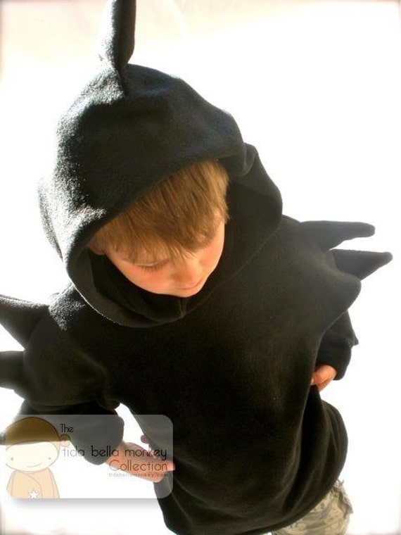 NIGHT Fury Hooded Jumper...size Kids size's from 2years to 10years.