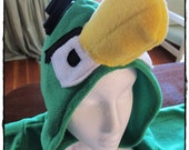 Custom Angry Birds Boomerang Bird Costume RESERVED