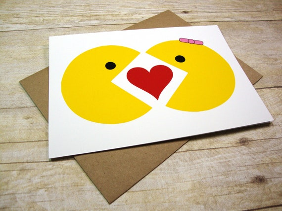 pac man card