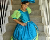Drizella Costume, Cinderella's Wicked Step Sister Costume,  Inspired from Cinderella Fairytale