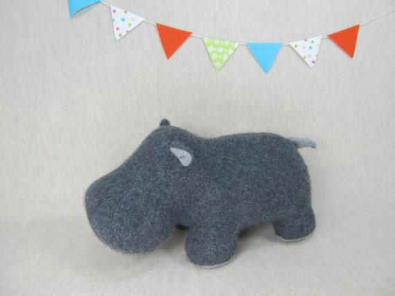 Wool Hippo
