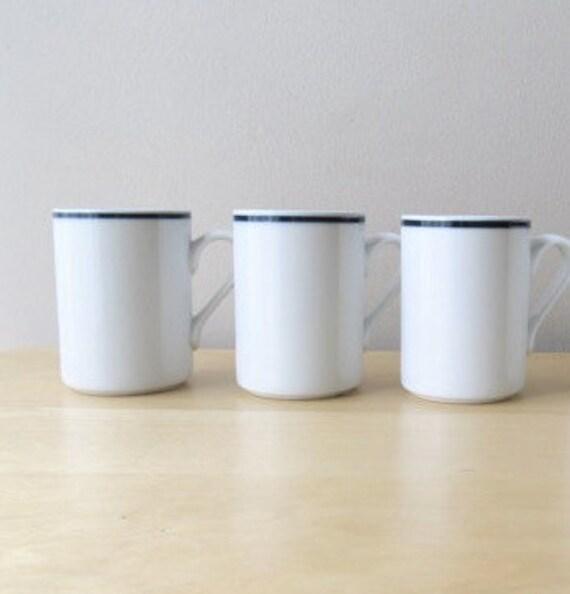 dansk bistro latte cups, Christianshavn tall mugs