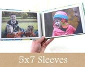 5 sleeves (10 pages) for 5x7 brag book