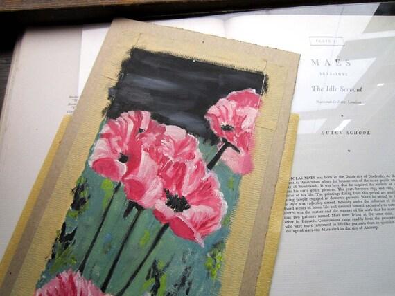 Vintage Art School Painting