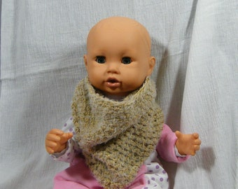 329 - Camel Cowl for baby