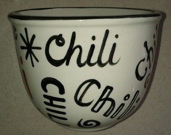 NEW  Best CHILI bowl ever