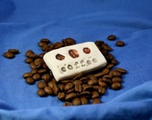 Coffee Bean Magnet