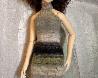 SD BJD handknitted dress Ramos Fizz