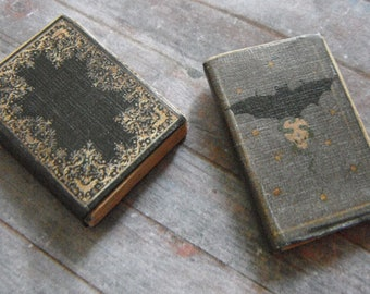 Miniature Witchy Books