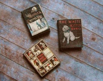 Miniature Victorian Children's Books