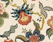 Schumacher's Hot House Flowers - Fabric