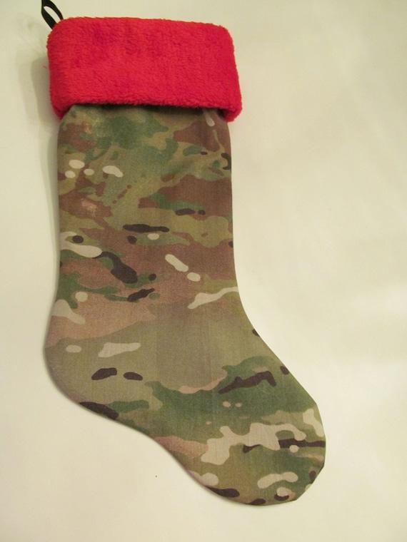 Army Stocking 7