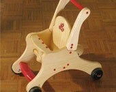 Doll Dolly Stroller Accessories - Toddler Stroller Wooden
