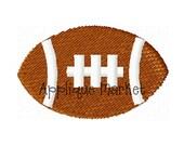Machine Embroidery Design Football Mini INSTANT DOWNLOAD