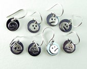 Face Earrings for Lesley