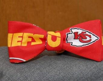 KC Chiefs  Bow tie