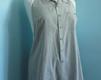 Womens Shirt Apron
