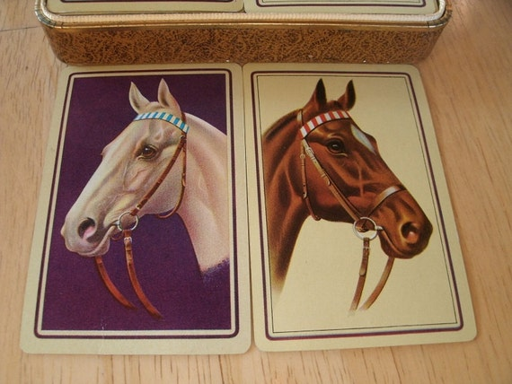 Vintage Arrco Playing Cards