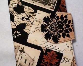 Kindle Cover, iPad Mini,  Kindle Paperwhite, Nook cover, Book Style, Kindle Touch Cover, Kindle Fire Cover, Venice