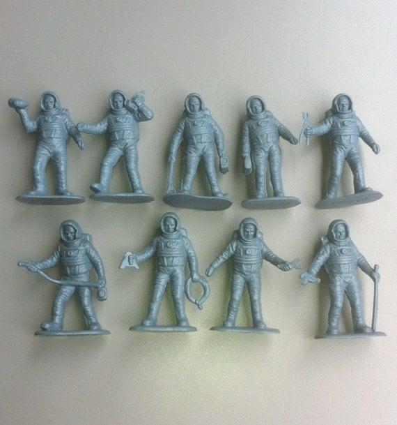 apollo astronauts 1960 s marx plastic figures - photo #23