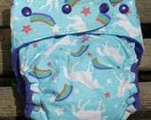 Unicorns AI2 Cloth Diaper - SALE
