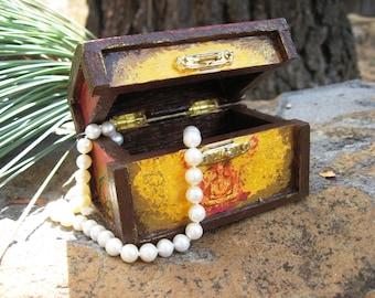 """Treasure Box """"Taj Mahal"""""""