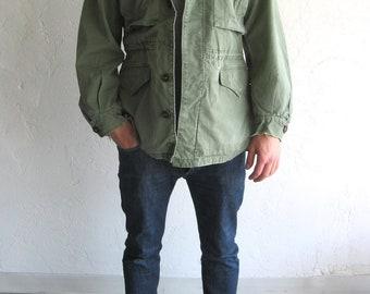 "The ""R.W. Dratt"" Military Jacket"