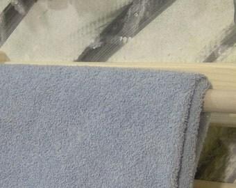 """unfinished 18"""" towel  bar rod for bathroom or bedroom kithchen"""