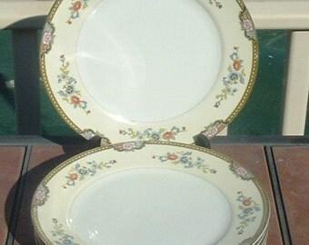 Set of 6 Made in Japan Noritake  Plates